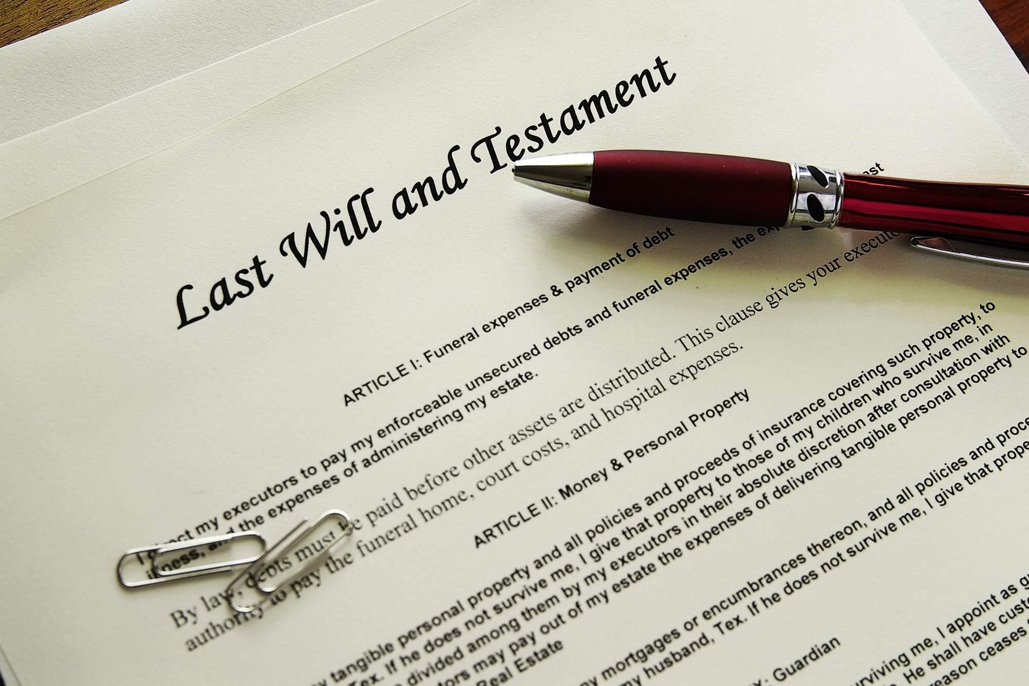 Estate Law