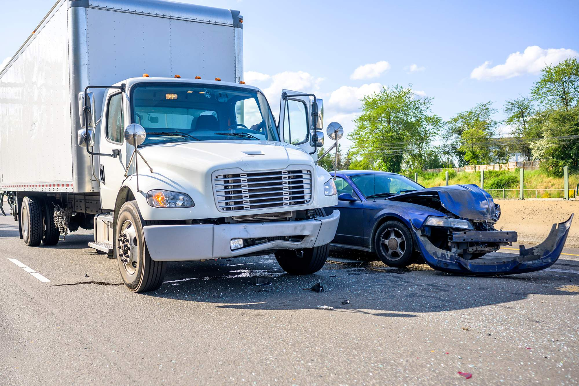 Tractor Trailer/Truck Accidents