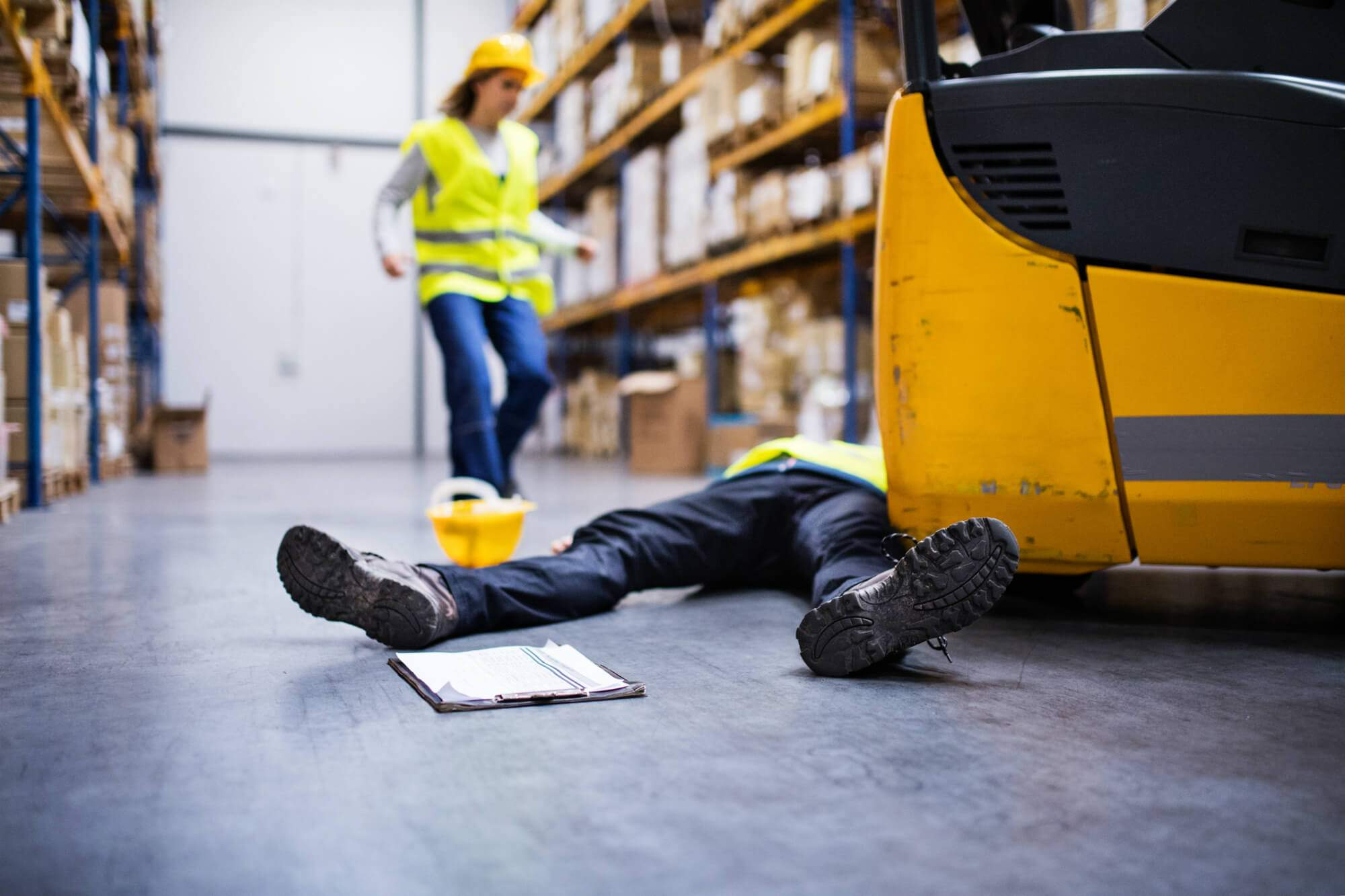 Crane/Forklift Accidents