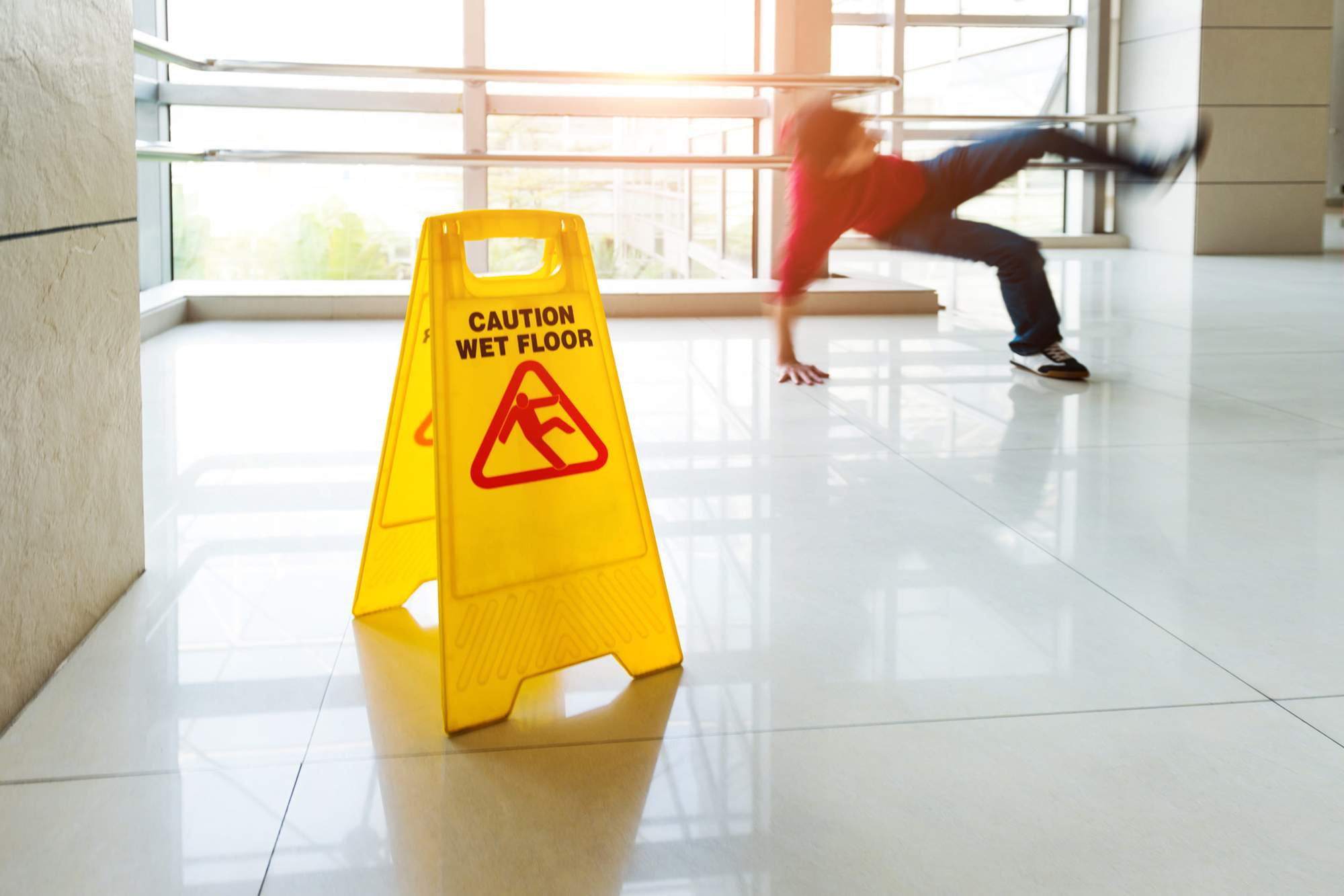 Slip/Trip & Fall Accidents